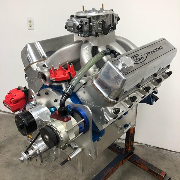 598 cid Big Block Ford Engine - Engine Builder Magazine