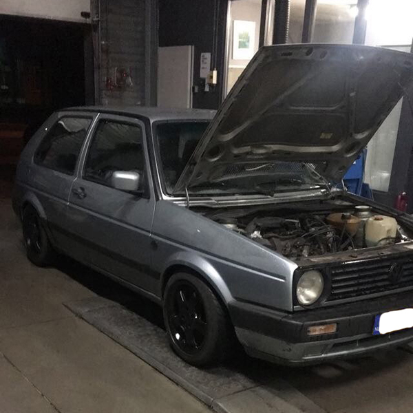 A Future Engine Builder and His Volkswagen VR6 Build