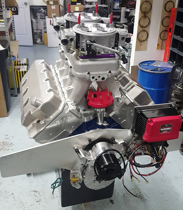 The Race Engine Challenge Winning Small Block Ford - Engine Builder