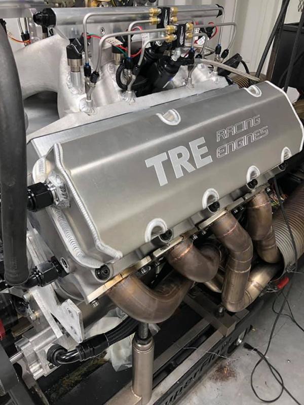 Big Block Chevy Nitrous Engine - Engine Builder Magazine