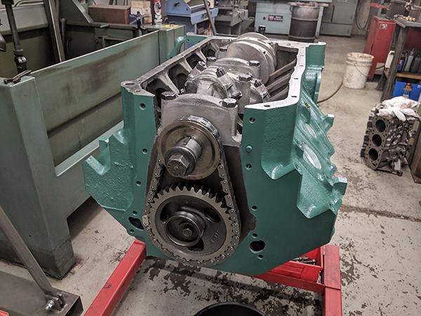 406 cid Buick Nailhead - Engine Builder Magazine