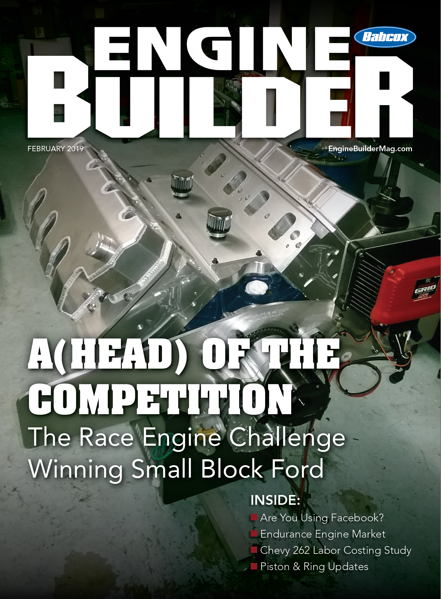 how to rebuild the small block ford pdf
