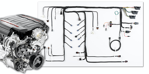 howell lt  ecotec3 conversion harnesses and accessories
