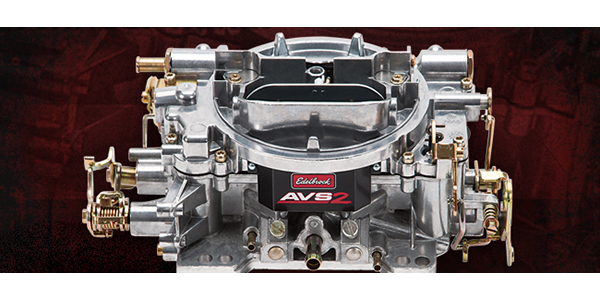 Edelbrock AVS2 800 CFM Carburetor - Engine Builder Magazine