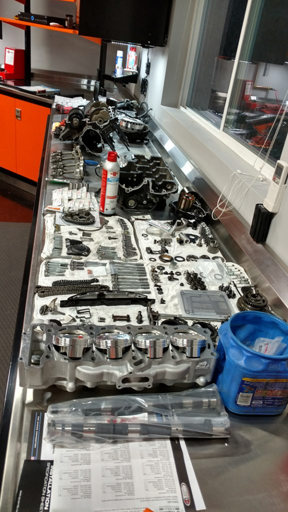 The Motorcycle Engine Market - Engine Builder Magazine