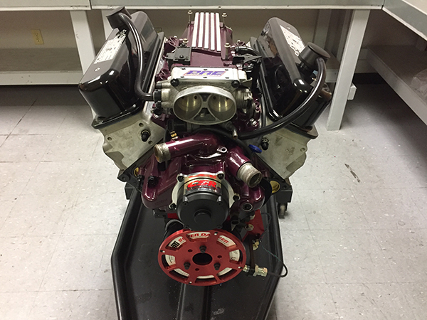 LT1 NHRA Stock Eliminator Engine - Engine Builder Magazine