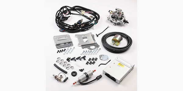 Howell Introduces Complete TBI Conversion Kits for Mopar - Engine