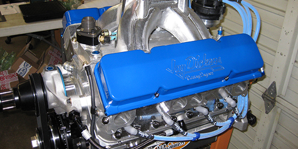 4 400� bore space 432 cid small block chevy