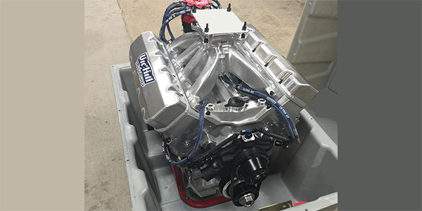 4.500˝ Bore Space ROX Small Block Chevy - Engine Builder ...