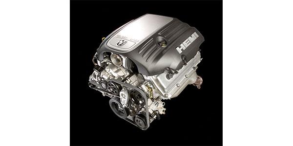 5 7l Gen Iii Hemi Engine