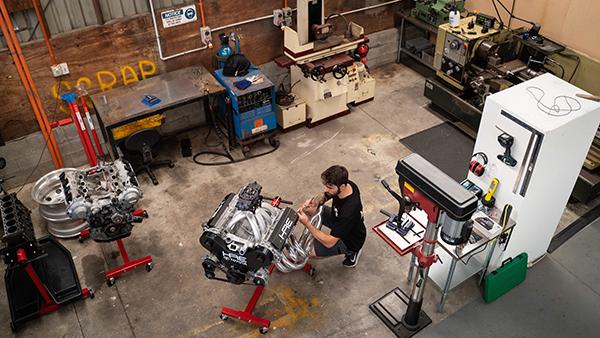 Toyota/Lexus 1UZ-FE V8 Engine - Engine Builder Magazine