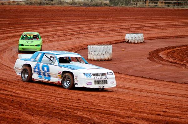 Diamond Park Speedway in Nashville, AR for Sale - Engine
