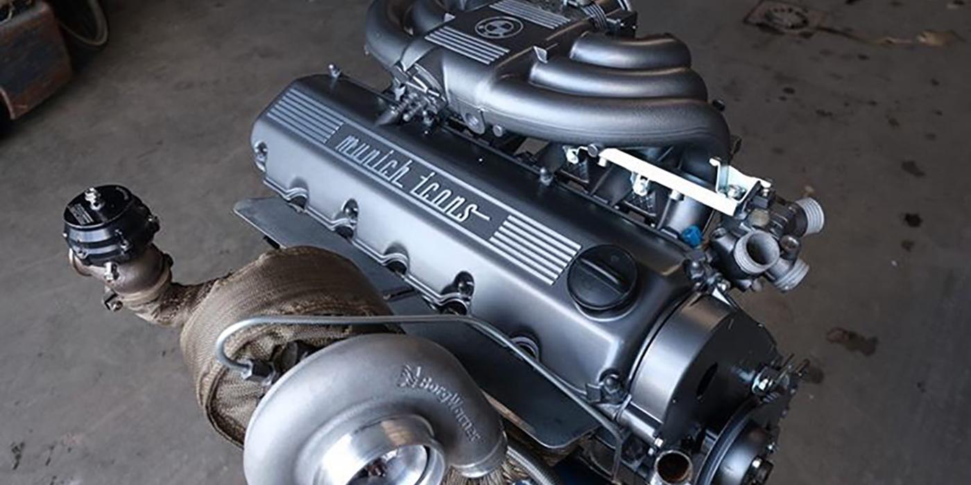 600 Hp Turbocharged M20b30 Bmw Engine Engine Builder Magazine