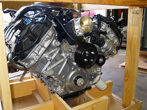 Ford 5 0l Coyote Engine Motor