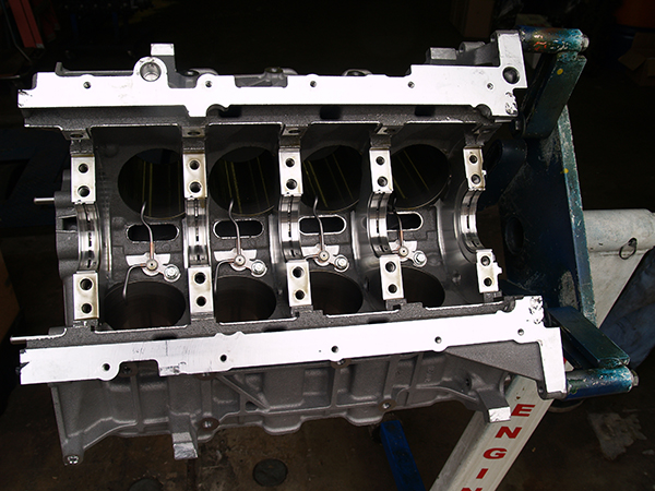 Rebuilding Ford S 5 0l Coyote