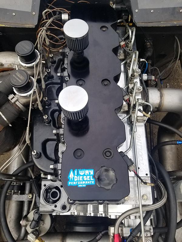 Deck Plated 6 7l Pro Mod Cummins Engine Builder Magazine