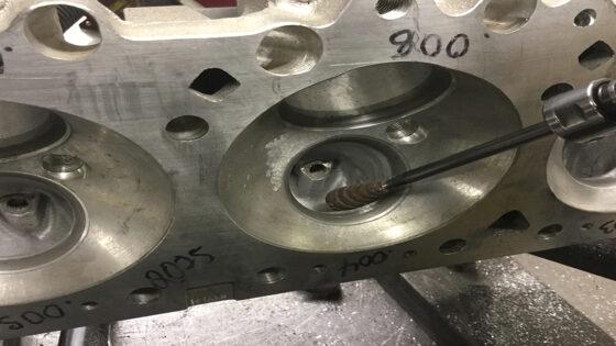Cylinder Heda Porting Tip