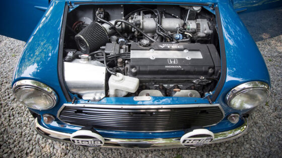 Honda engines have been a popular choice for engine swap enthusiasts since the early 90s due to their power and dependability.