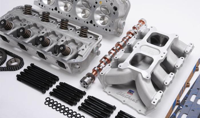 Edelbrock Top End Kit for 426-572 Chrysler HEMI Gen II
