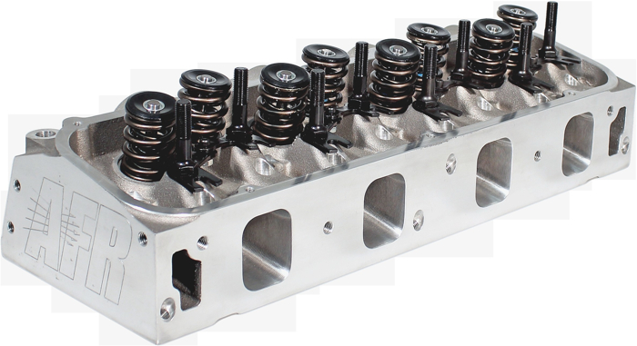 air flow research big block ford heads and intake manifold engine