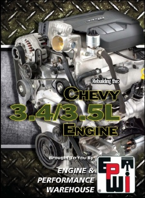 rebuilding the chevy 3 4l 3 5l engine engine builder magazine pontiac 3 8 engine diagram chevy 3400 engine diagram #11