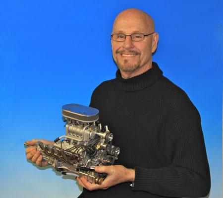 World's Smallest V8 Engine - Engine Builder Magazine