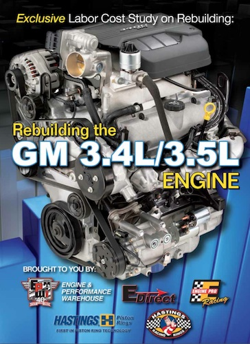 Labor Costing Study: Rebuilding the GM 3 4/3 5L Engine