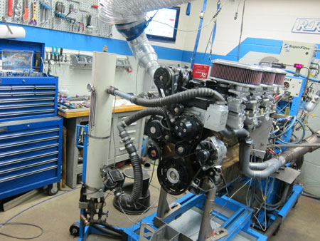 What's on the Dyno? - Engine Builder Magazine