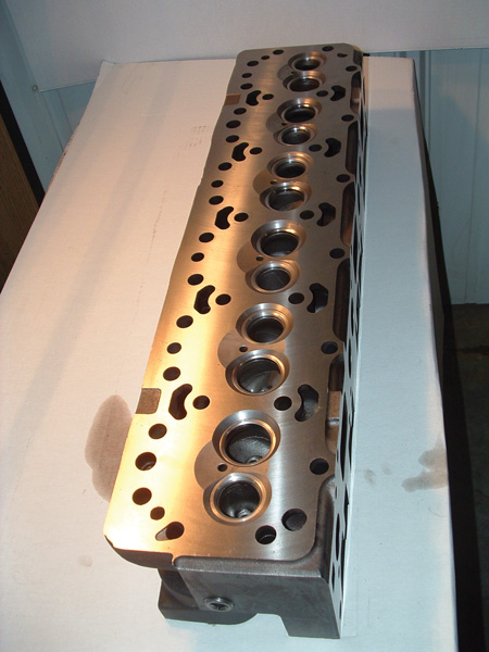 Diesel Cylinder Head Rebuilding - Engine Builder Magazine