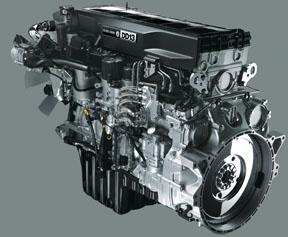 Detroit DD13 Engine